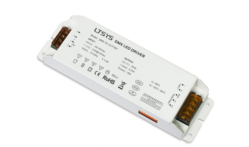 DMX Dimmable Driver