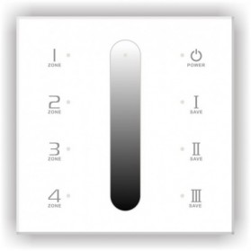 LED Dimmer Touch DIM 4 zones - D5
