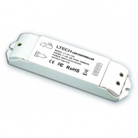 LED Dimmer 0-10V/Push 1x12A - LT-701-12A
