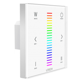 LED Touch Panel RGBW DMX/RF - EX4