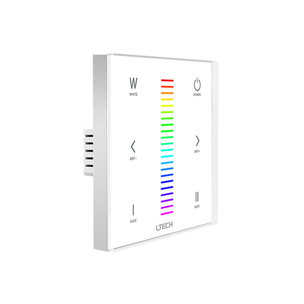 led dimmer touch rgb