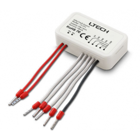 LED DALI Push Switch 6 in 1 Function - LT-424