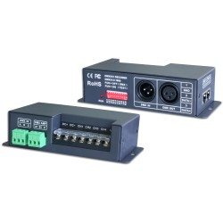 LED Decoder DMX 4x6A - LT-840-6A