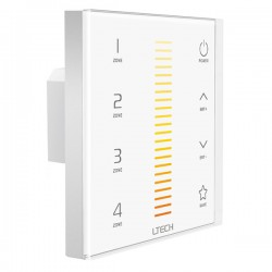 LED Touch Controller DMX/RF CT 4 Zones - EX6