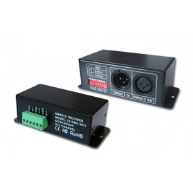 LED Controller DMX-to-DiGi 9813