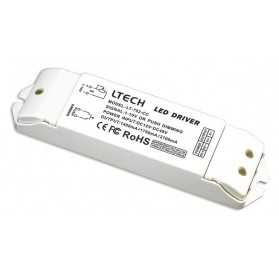 LED Dimmer 0/1-10V Push CC 1400/1750/2100mA