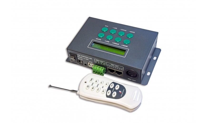 DMX Master Controllers