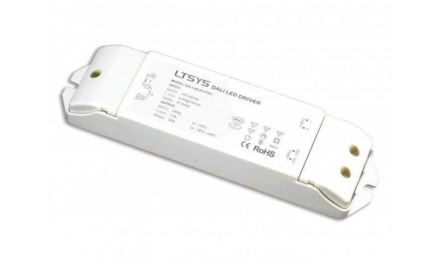 DALI Dimmable Drivers