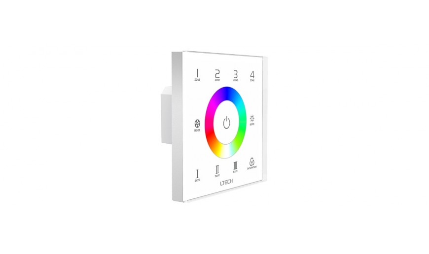 RF+DMX512 Touch Panel